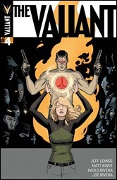 The Valiant #4 Cover A