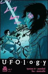 UFOlogy #1 Cover A