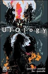 UFOlogy #1 Cover B - Jackpot Variant