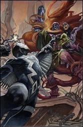 Uncanny Inhumans #0 Cover - Bianchi Variant
