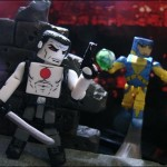 "Toys""R""Us Exclusive X-O Manowar / Bloodshot MiniMates"