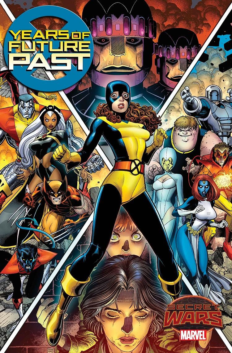 First Look: Years of Future Past #1 by Bennett & Norton