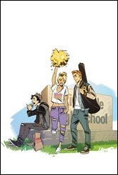 Archie #1 Newsstand Exclusive Cover: Fiona Staples
