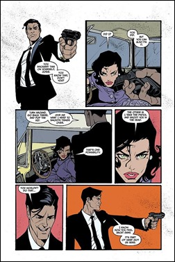 Lady Killer #4 Preview 1