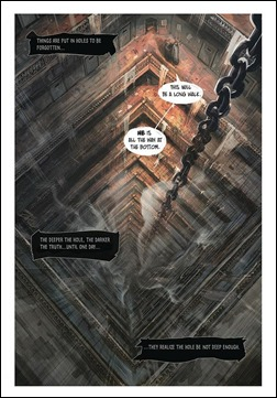 Oink: Heaven's Butcher TPB Preview 2
