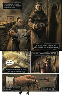 Oink: Heaven's Butcher TPB Preview 3