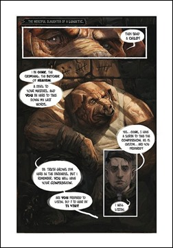 Oink: Heaven's Butcher TPB Preview 4