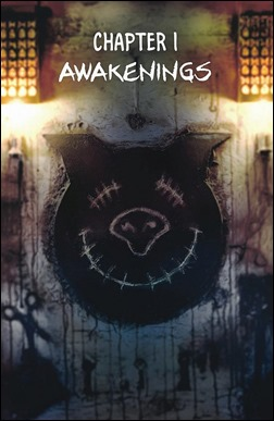 Oink: Heaven's Butcher TPB Preview 6