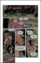 The Witcher: Fox Children #1 Preview 4