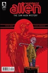 Resident Alien: The Sam Hain Mystery #0 Cover