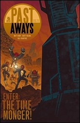 Past Aways #2 Cover