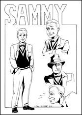 Sammy art sheet