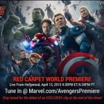 Watch Marvel's Avengers: Age of Ultron Red Carpet Premiere