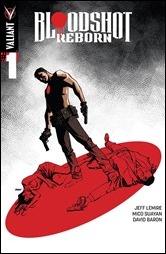 Bloodshot Reborn #1 Cover C - Johnson