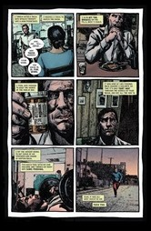 The Black Hood #3 Preview 2