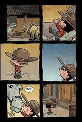 Cow Boy Vol. 1 TP Preview 5