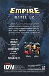 Empire: Uprising #1 Preview 1