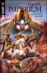 Imperium #3 Cover B - Braithwaite