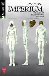 Imperium #3 Cover - Braithwaite Variant