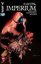 Imperium #3 Cover - Nord Variant
