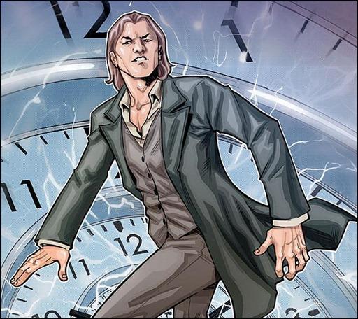Ivar, Timewalker #4