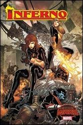 Inferno #1 Cover
