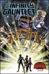 Infinity Gauntlet #1 Cover
