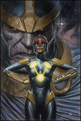 Infinity Gauntlet #1 Cover - Granov Variant