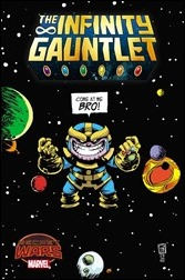 Infinity Gauntlet #1 Cover - Young Variant