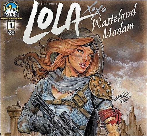 Lola XOXO: Wasteland Madam #1