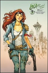 Lola XOXO: Wasteland Madam #1 Cover F