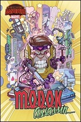 M.O.D.O.K. Assassin #1 Cover