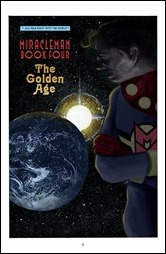 Miracleman by Gaiman & Buckingham #1 Preview 2