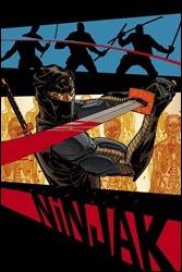 Ninjak #3 Cover B - Johnson