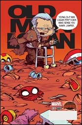 Old Man Logan #1 Cover Variant