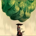 Preview of Planet Hulk #1 (Secret Wars)