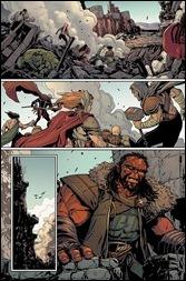Planet Hulk #1 Preview 2