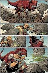 Planet Hulk #1 Preview 3