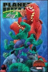 Planet Hulk #1 Cover - Singh Variant