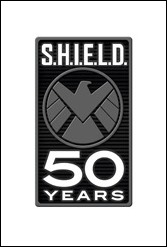 SHIELD 50th Anniversary Logo