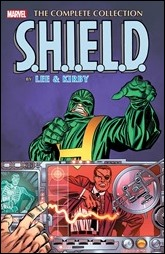 SHIELD by Lee and Kirby TPB