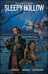 Sleepy Hollow: Origins #1 Cover A