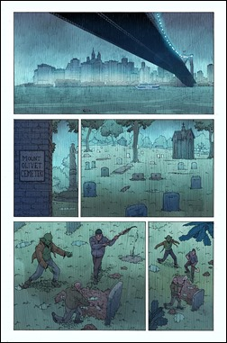 Spider-Verse #1 Preview 1