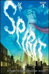 Will Eisner's The Spirit #1 Cover C - Ross