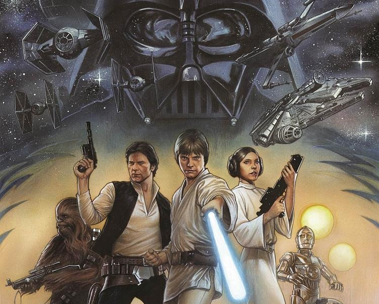 Star Wars Episode Iv A New Hope Remastered In May