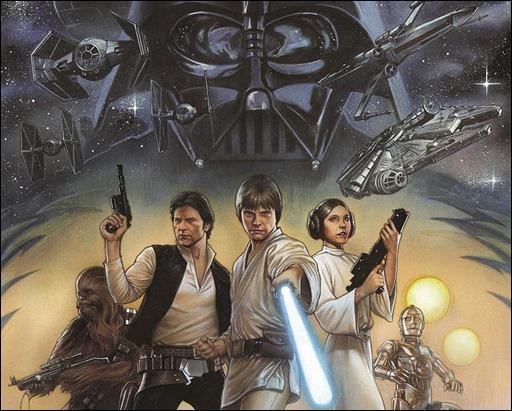 Star Wars: Episode IV A New Hope OGN