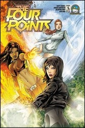 The Four Points #1 Cover A - Gunderson