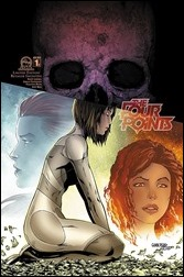 The Four Points #1 Cover C - Gunderson