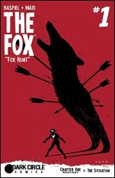 The Fox #1 Cover - Mack Variant