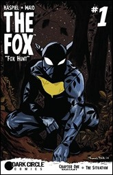 The Fox #1 Cover - Pitilli Variant